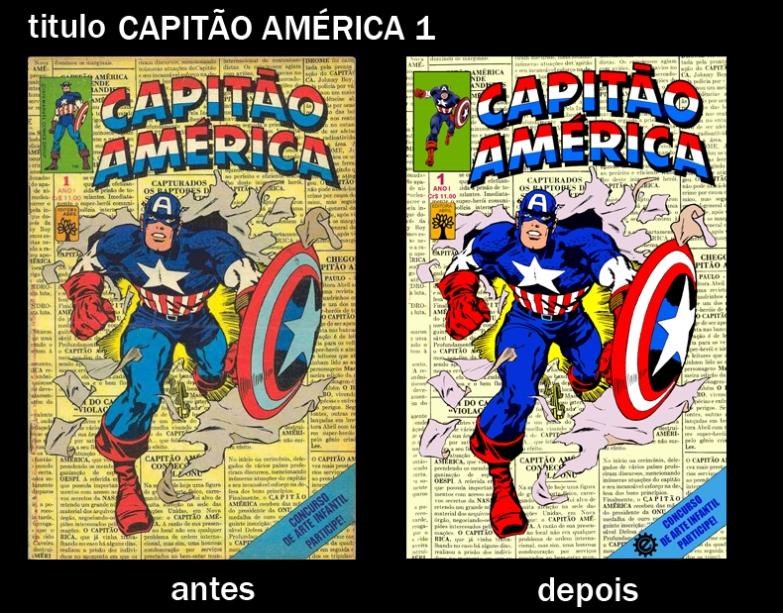 Capitão America 01