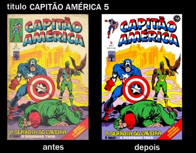 Capitão America 05