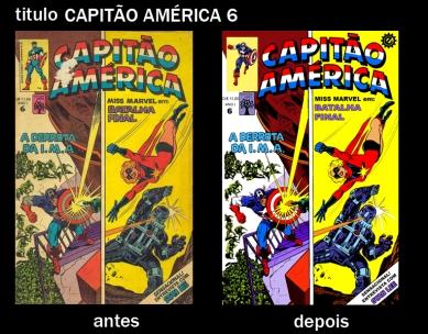 Capitão America 06