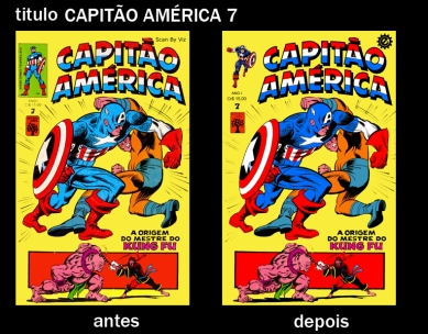 Capitão America 07