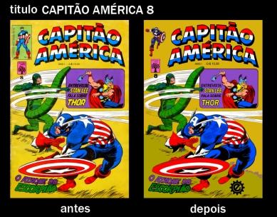Capitão America 08