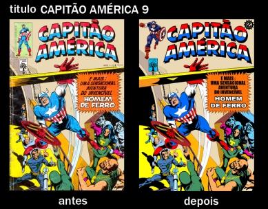Capitão America 09