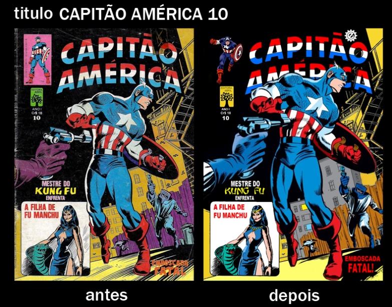 Capitão America 10