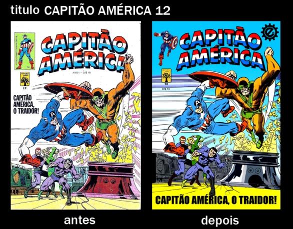 Capitão America 12