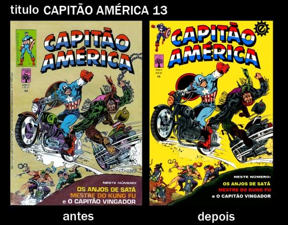 Capitão America 13