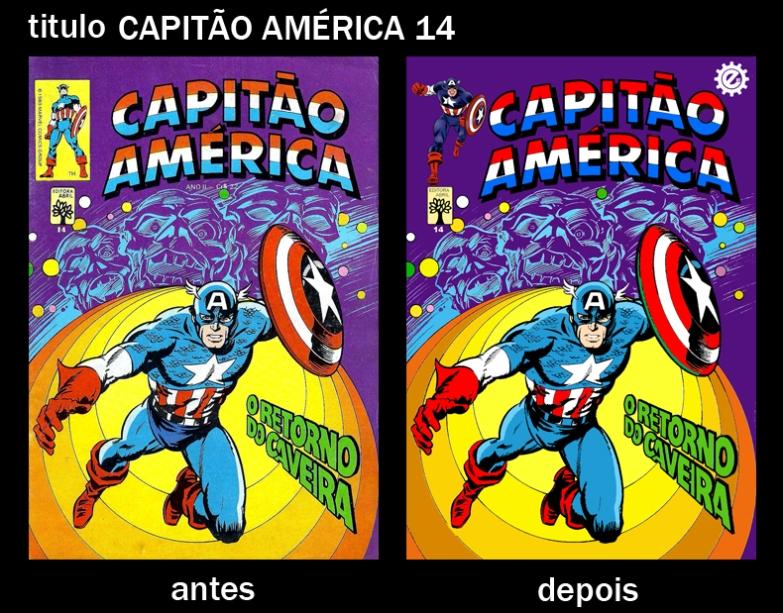 Capitão America 14