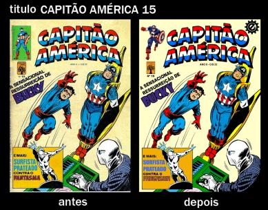 Capitão America 15