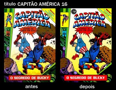 Capitão America 16