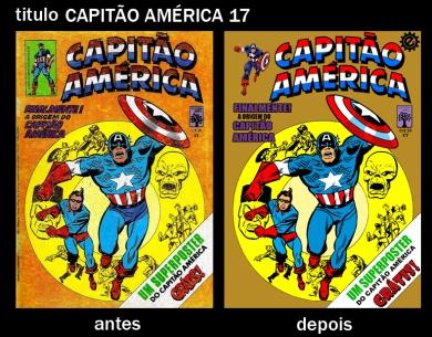 Capitão America 17