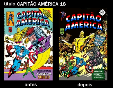 Capitão America 18