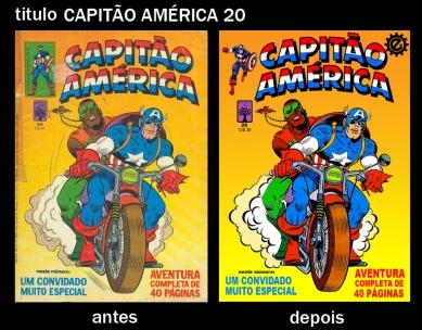 Capitão America 20
