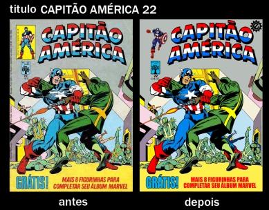 Capitão America 22