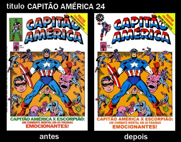 Capitão America 24