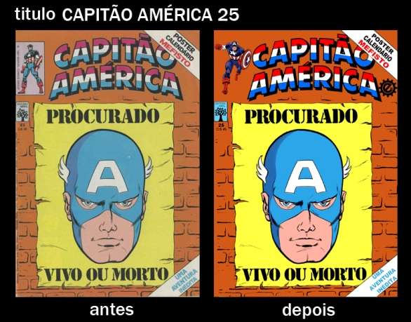 Capitão America 25