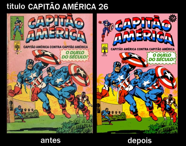 Capitão America 26