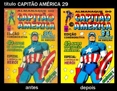 Capitão America 29