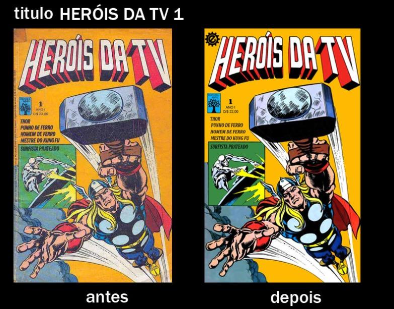 Heróis da TV 01