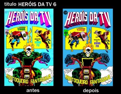 Heróis da TV 06
