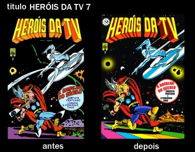 Heróis da TV 07
