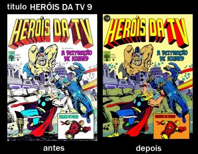 Heróis da TV 09