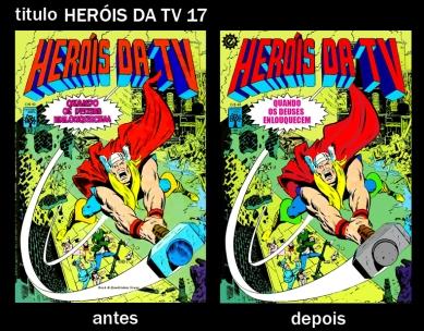 Heróis da TV 17