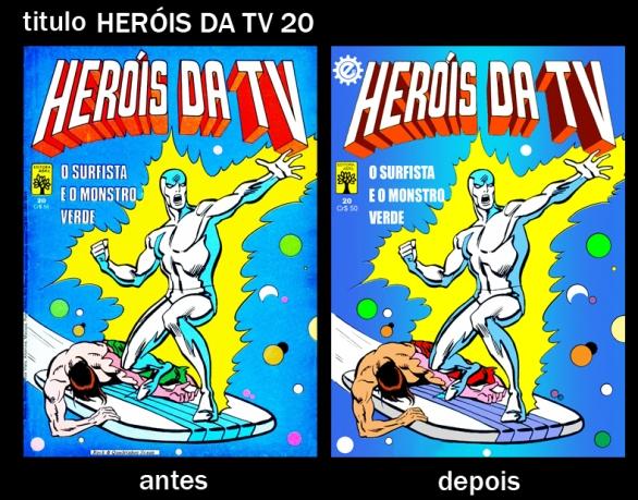 Heróis da TV 20