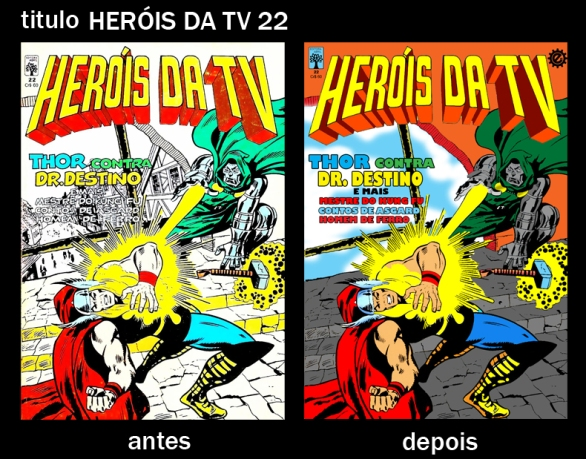 Heróis da TV 22
