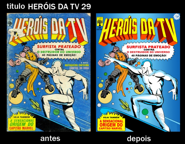 Heróis da TV 29