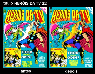 Heróis da TV 32