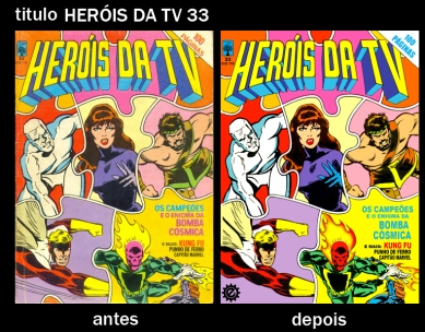 Heróis da TV 33