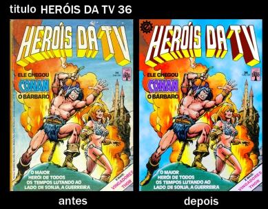 Heróis da TV 36