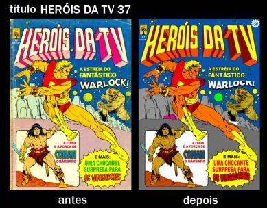 Heróis da TV 37