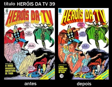 Heróis da TV 39