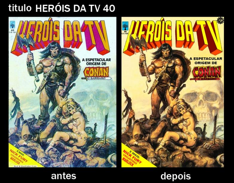 Heróis da TV 40