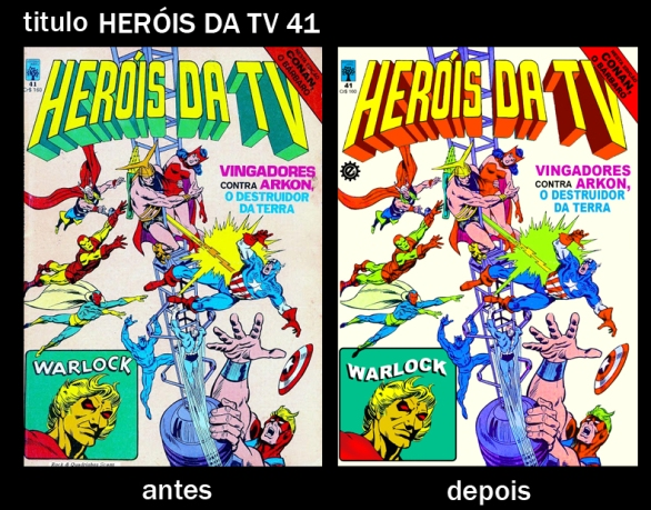 Heróis da TV 41
