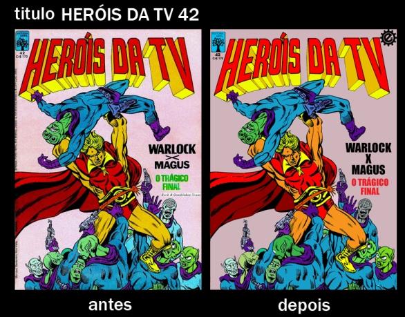 Heróis da TV 42