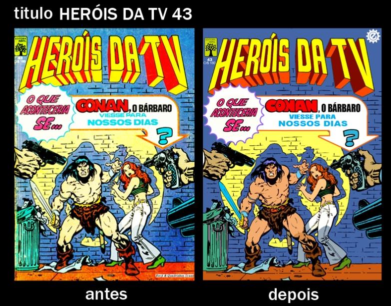 Heróis da TV 43