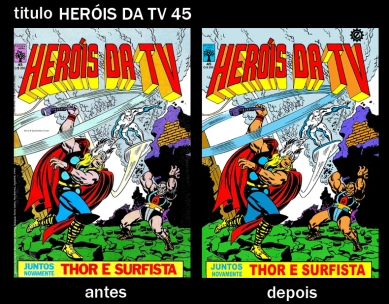 Heróis da TV 45