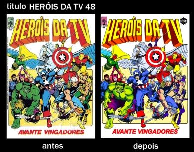 Heróis da TV 48