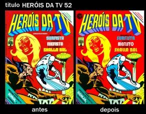 Heróis da TV 52