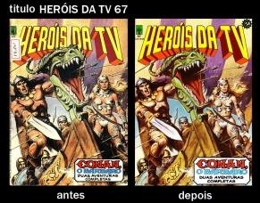 Heróis da TV 67