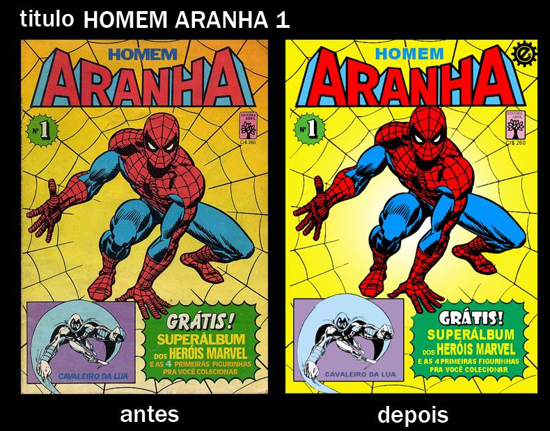 Homem Aranha 01